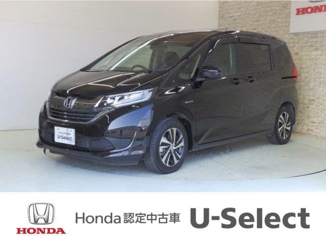 ホンダ ハイブリッド・EX デモカー・ナビリヤカメラ・Honda SENSING