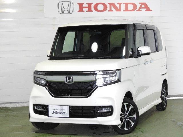 ホンダ G・Lホンダセンシング サポカーS CD ドラレコ 4WD