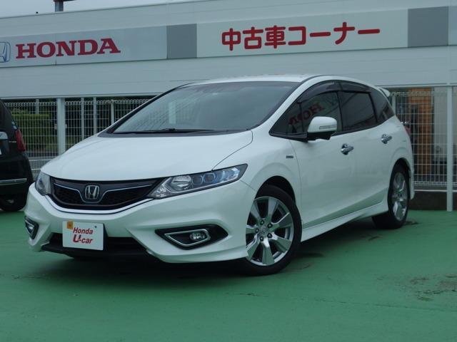 ホンダ ハイブリッドX Honda SENSING 純正NAVI TV バックカメラ