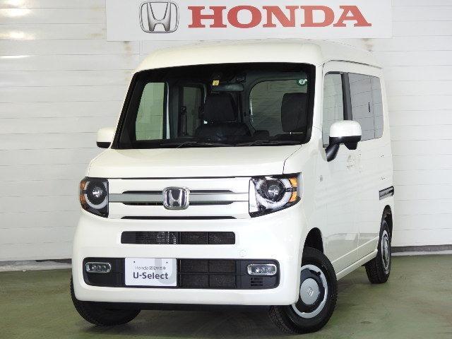 ホンダ ファン・ホンダセンシング サポカーS ナビ ドラレコ 4WD
