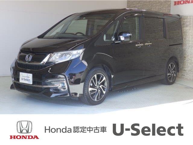 ホンダ スパーダ・クールスピリット Honda SENSING・リヤ席モニター