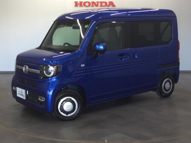 ホンダ ファン・ターボホンダセンシング 当社デモカー 8インチMナビ ドラレコ