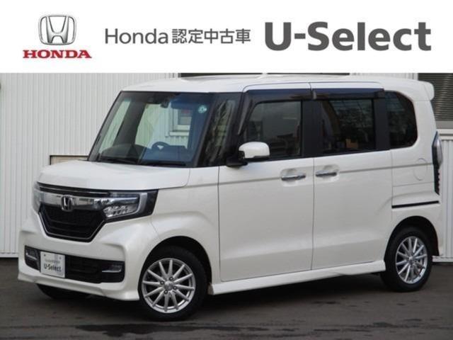 ホンダ G・Lホンダセンシング 4WD ワンオーナー 純正メモリーナビ エンスタ