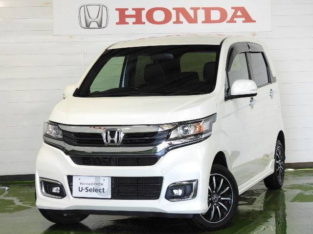 ホンダ N-WGNカスタム G・ターボパッケージ ETC 4WD