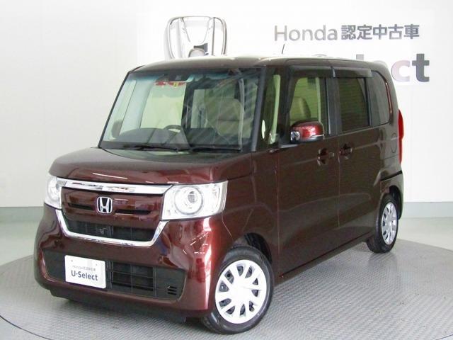 ホンダ N-BOX G・Lホンダセンシング 当社試乗車 メモリーナビ シートヒーター