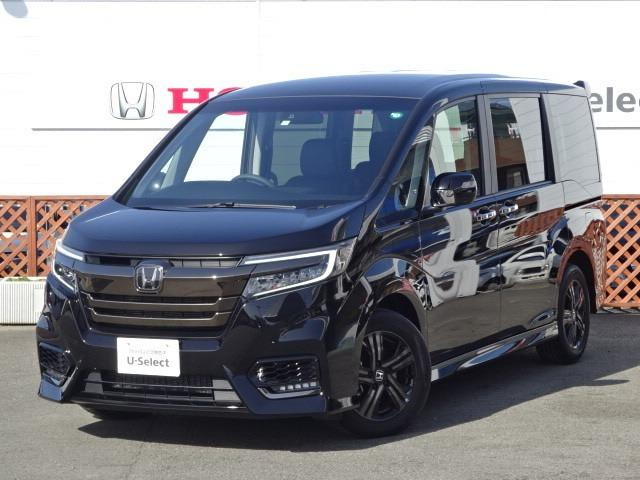 ホンダ e:HEVスパーダ G・EX ホンダセンシング 当社デモカー 10インチナビ Rモニター
