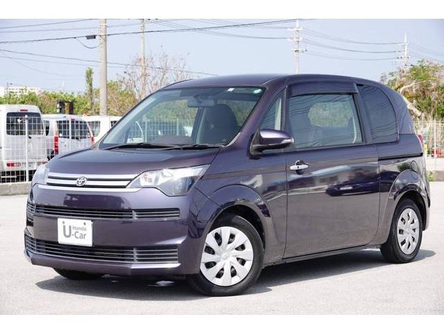 トヨタ F ナビ付