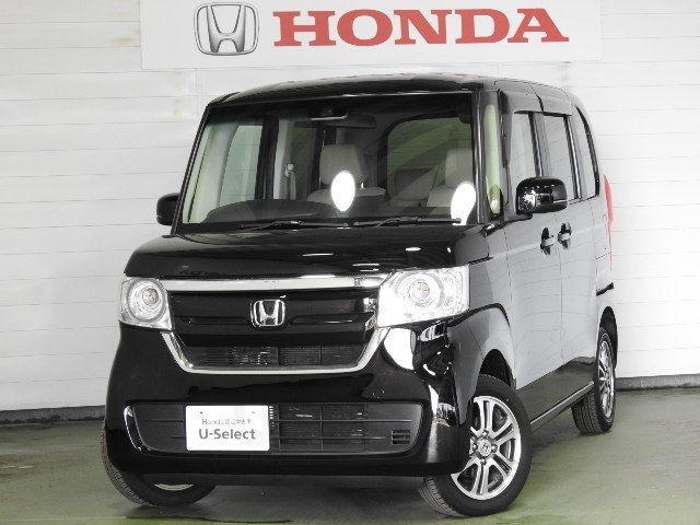 ホンダ N-BOX G・Lホンダセンシング サポカーS ETC 4WD