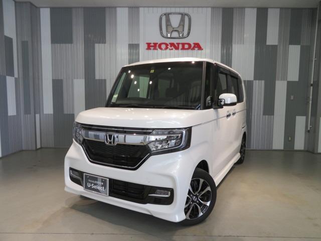 ホンダ G・EXホンダセンシング ワンオーナー車 ギャザスメモリーナビ
