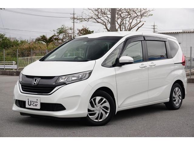 沖縄県豊見城市の中古車ならフリード+ G オーディオ付
