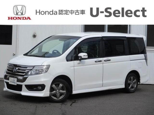 ホンダ Z クールスピリット 4WD ワンオーナー 純正ナビ 社外エンスタ