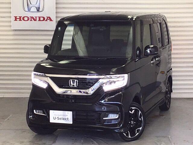 ホンダ G・EX 衝突軽減ブレーキ装備 ターボ 4WD ETC ナビTV フルセグTV メモリーナビ