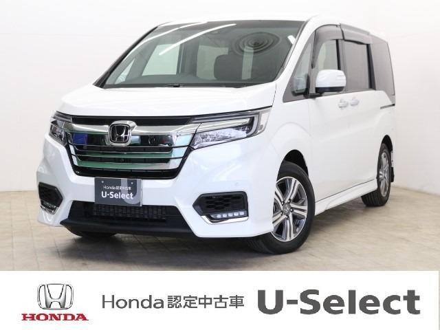 ホンダ e:HEVスパーダ G ホンダセンシング 当社試乗車 両側電動 シートヒーター