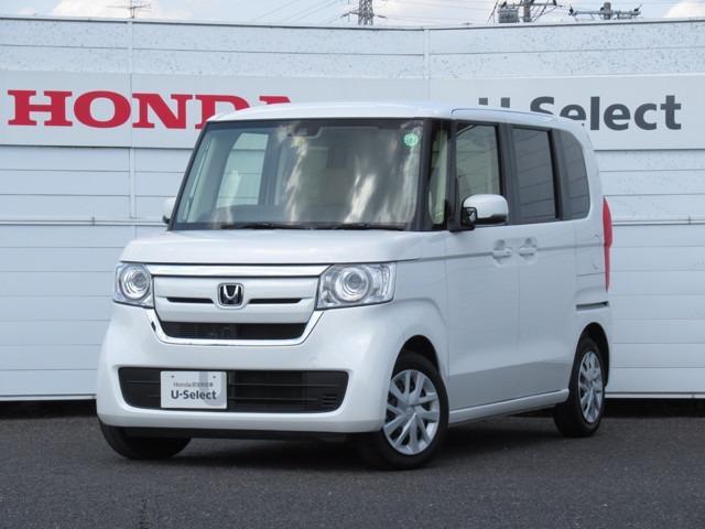 ホンダ N-BOX Gホンダセンシング 当社試乗車 純正8インチナビ Bluetooth ETC