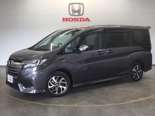ホンダ 1.5 スパーダ サイドリフトアップシート車 当社デモカー Mナビ R席モニタ ETC