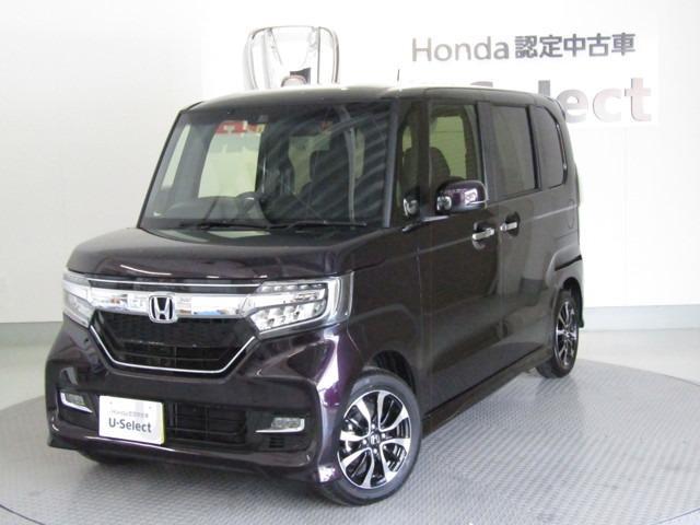 ホンダ G・Lホンダセンシング 片側電動スライドドア シートヒーター