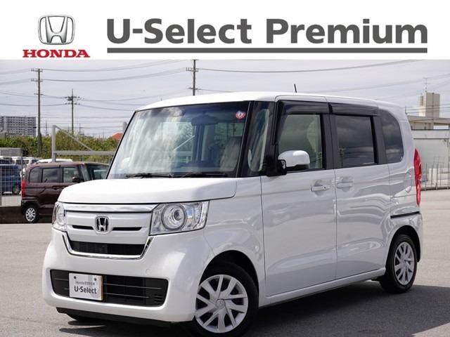 ホンダ N-BOX G・EXホンダセンシング デモカーアップ・衝突軽減ブレーキ付