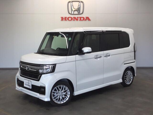 ホンダ Lターボ 当社デモカー 8インチMナビ ドラレコ