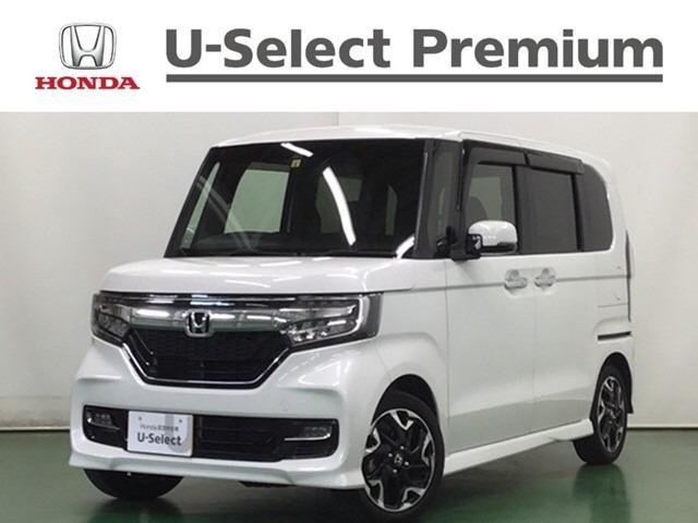 ホンダ N-BOXカスタム G・Lターボホンダセンシング ETC