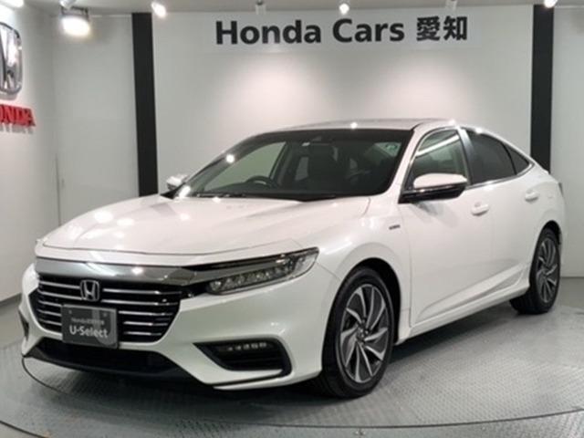 インサイト(ホンダ) EX ホンダセンシング 当社試乗車 Bカメ 禁煙 クルコン ナビTV 中古車画像
