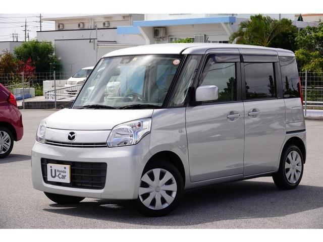 沖縄県の中古車ならフレアワゴン XG オーディオ付