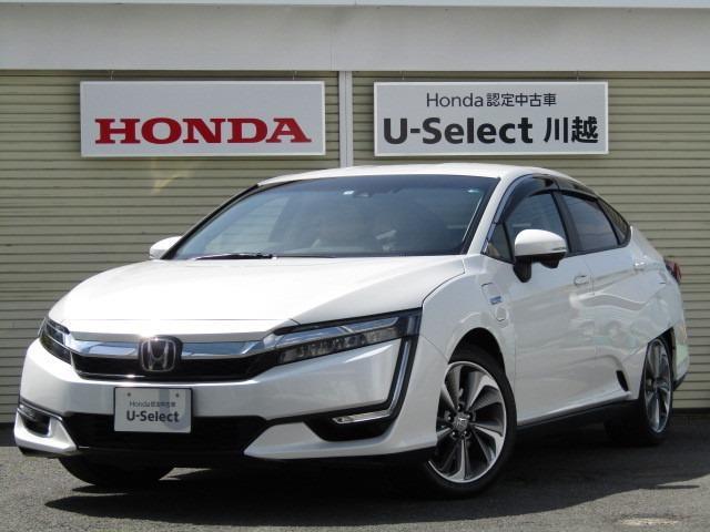 ホンダ 1.5 ナビ・革シート・元デモカー・タイヤ新品