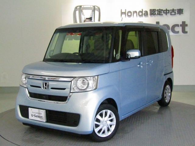 ホンダ N-BOX G・Lホンダセンシング 両側電動スライドドア シートヒーター