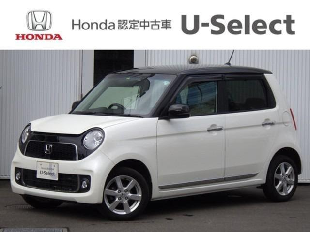 ホンダ N-ONE プレミアム・Lパッケージ 4WD ツートンカラー ワンオーナー 社外ナビ