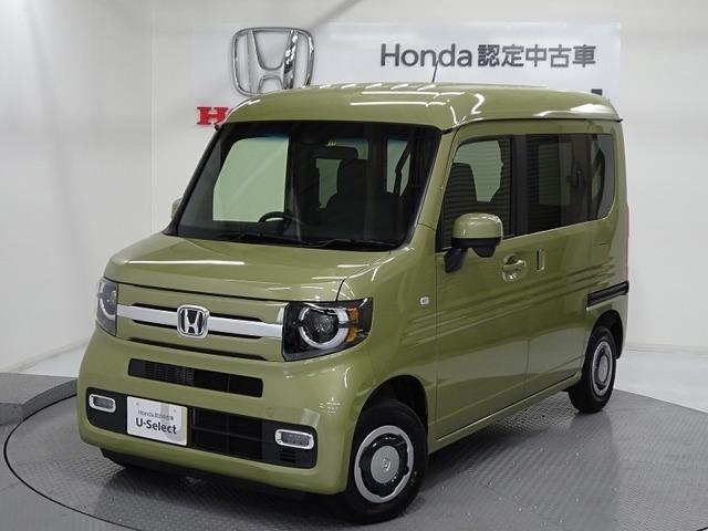 ホンダ ファン・ホンダセンシング デモカー・センシング付き
