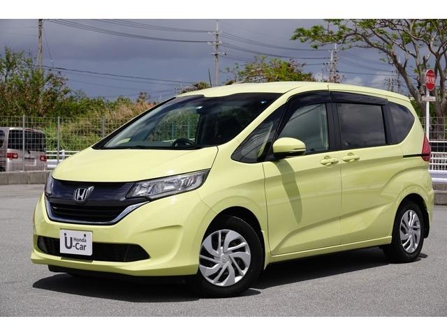 沖縄県豊見城市の中古車ならフリード G リアカメラ・オーディオ付