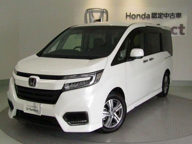 ホンダ e:HEVスパーダ G・EX ホンダセンシング 両側電動スライドドア シートヒーター