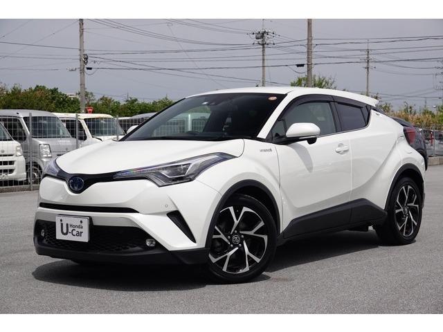沖縄県浦添市の中古車ならC-HR G ナビ付
