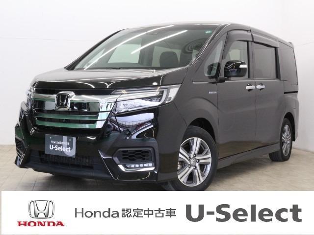 ホンダ スパーダハイブリッド G・EX ホンダセンシング 10型ナビ 両側電動 リア席モニター