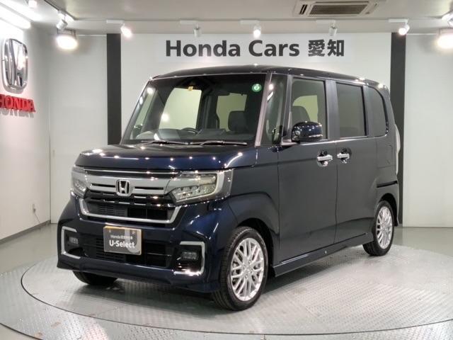 ホンダ N-BOXカスタム Lターボ ホンダセンシング 当社試乗車