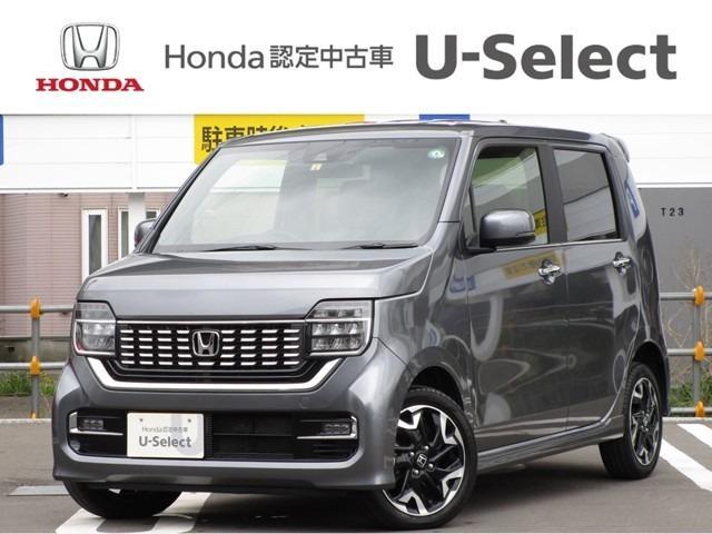 ホンダ L・ターボホンダセンシング 業務車UP・メモリーナビ・ETC・LEDライト