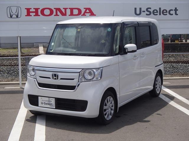 ホンダ N-BOX G・Lホンダセンシング インターナビ リアカメラ 点検整備付 Hondaセンシング フルオート・エアコンディショナー ETC車載器 運転席 助手席シートヒーター 左パワースライドドア