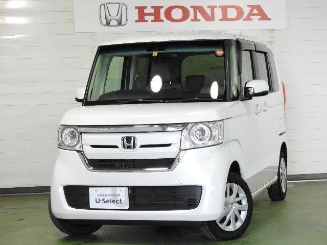 ホンダ N-BOX G・EXホンダセンシング サポカーS ETC 4WD