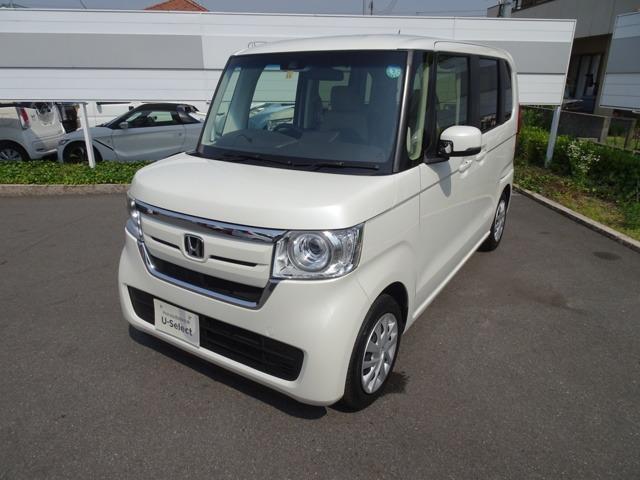 ホンダ N-BOX G・EXターボホンダセンシング 純正7インチナビ装着車