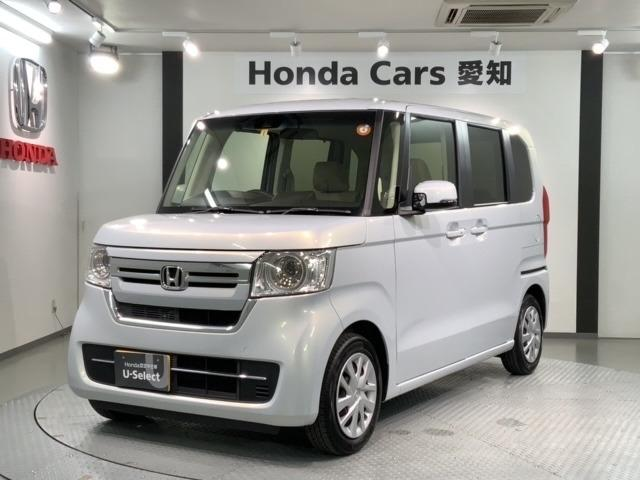ホンダ N-BOX L 試乗車 VXM-214VFi Bluetooth 左電動ドア