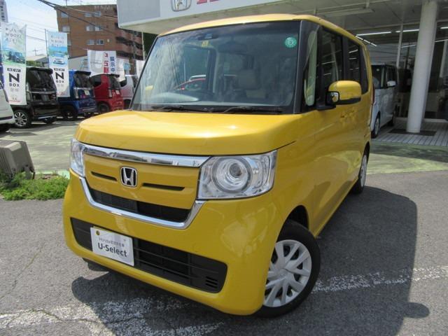 ホンダ N-BOX 660 G スロープ L ホンダセンシング 車いす専用装備装 当社試乗車・純正ナビ・両側電動スライド