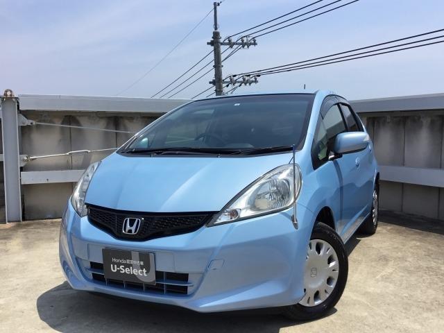 ホンダ 13G・スマートセレクション 純正ナビ・ETC・コーナーポール