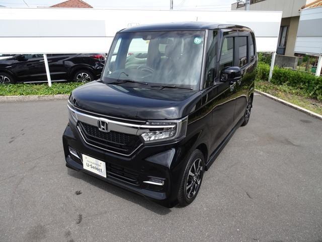 ホンダ N-BOXカスタム G・EXホンダセンシング 当社デモカー