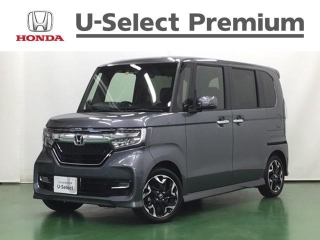 ホンダ N-BOXカスタム G・Lターボホンダセンシング 当社デモカー