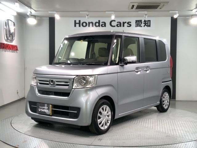 ホンダ L 新車保証 試乗車ホンダセンシング地デジVSA