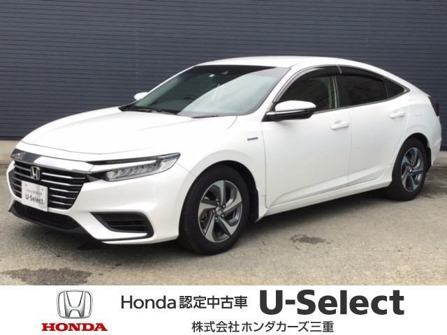 ホンダ インサイト LX HondaSENSING インサイト専用インターナビ