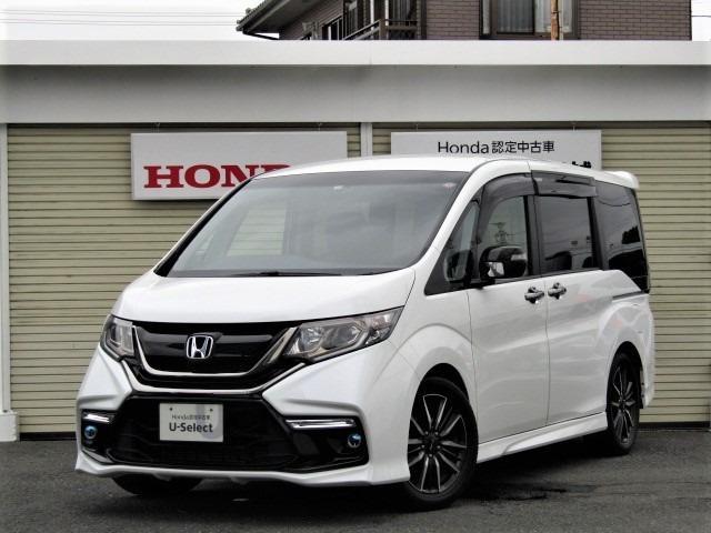 ホンダ モデューロX 9インチナビ・禁煙車・タイヤ新品