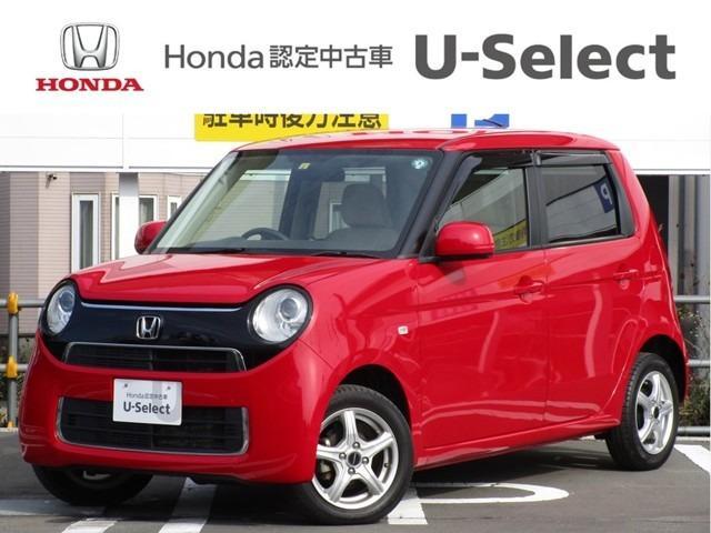 ホンダ N-ONE G 4WD ワンオーナー 社外ナビ シートヒーター