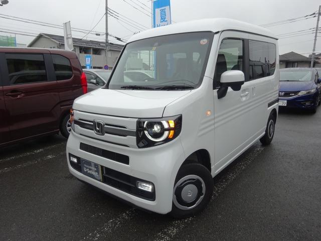 ホンダ N-VAN+スタイル ファン・ターボホンダセンシング 当社デモカー ナビ ドラレコ