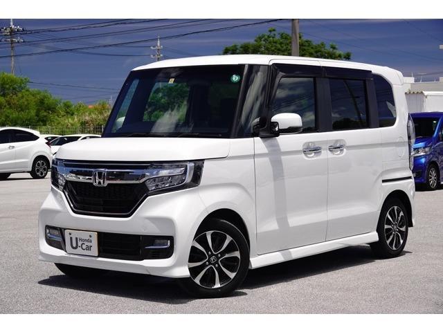 ホンダ G・Lホンダセンシング 衝突軽減ブレーキ付