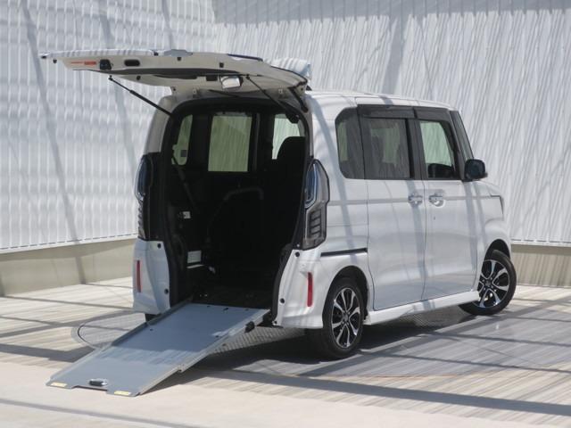 ホンダ G・スロープLホンダセンシング 車いす装備 両側電動スライドドア 純正8インチメモリーナビ バックカメラ ドライブレコーダー
